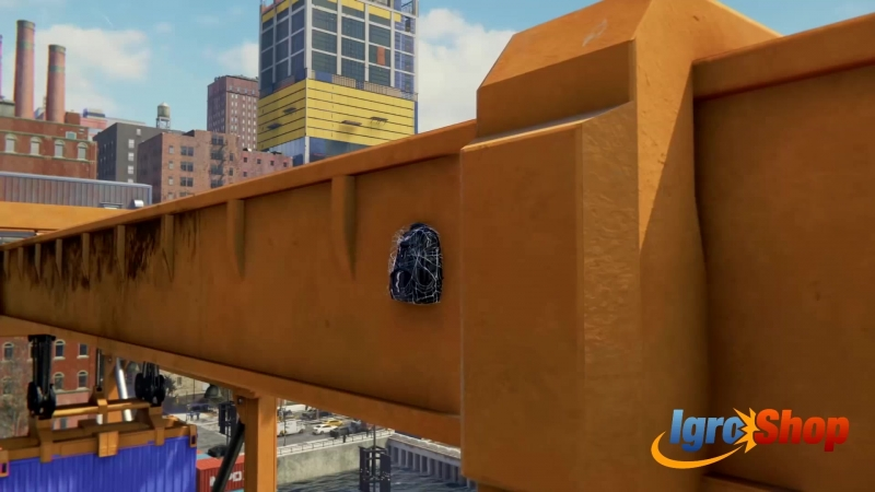 Marvels Spider-Man (PS4) New York City Open-World Trailer.mp4