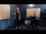 Ксения Стриж и Андрей Антонов (jazz standarts, demo)