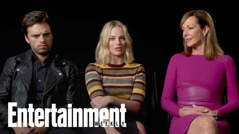 Margot Robbie Tried Not To Replicate The Real Tonya Harding In 'I, Tonya' | Entertainment Weekly