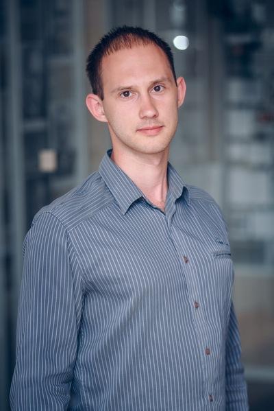 Алексей Комаров
