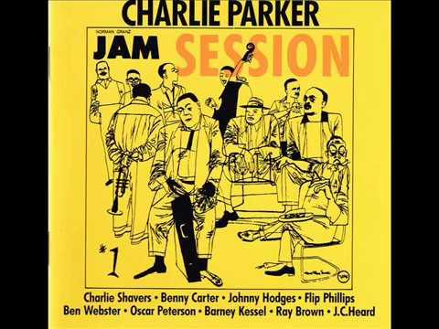 Charlie Parker Jam Session 1952 Full Album
