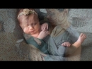 Съемка новорожденного в Маминой студии