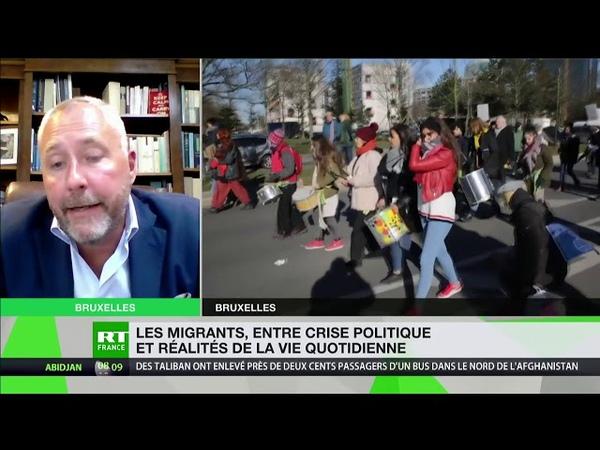 Violences dans un centre pour migrants belge Mischaël Modrikamen évoque une violence culturelle
