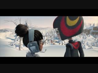 трейлер Снежные гонки в кино с 10 января