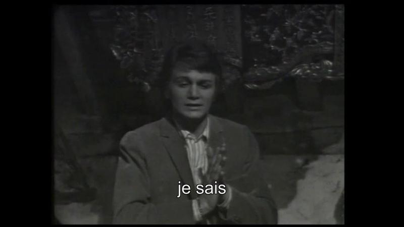 Claude françois en italien JE SAIS......QUANTO MALE
