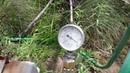 Ram pump high pressure run