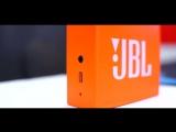 JBL Go - Маленькая да удаленькая КОЛОНКА! Обзор 2018