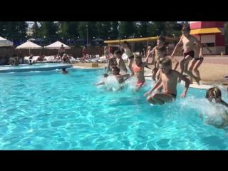 DONETSK KVADRAT SUMMER DANCE TRAINING CAMP 2018 / Day 6 / 25 August