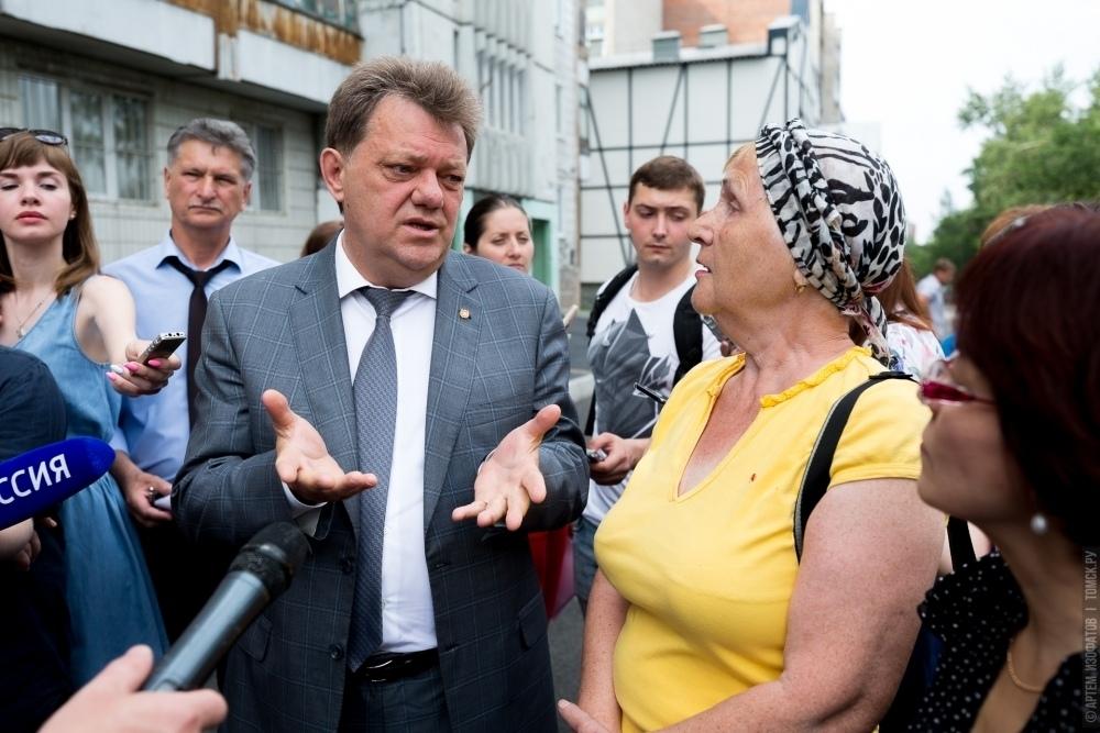 Иван Кляйн на втором месте в рейтинге сибирских мэров