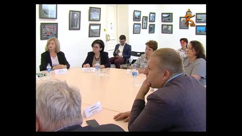 _18.09.18_экскурсия для делегации породнённого города Молодечно Минской области Республики Беларусь.