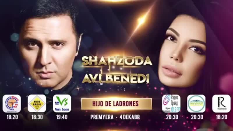 SHAHZODA AVI BENEDI - HIJO DE LADRONES