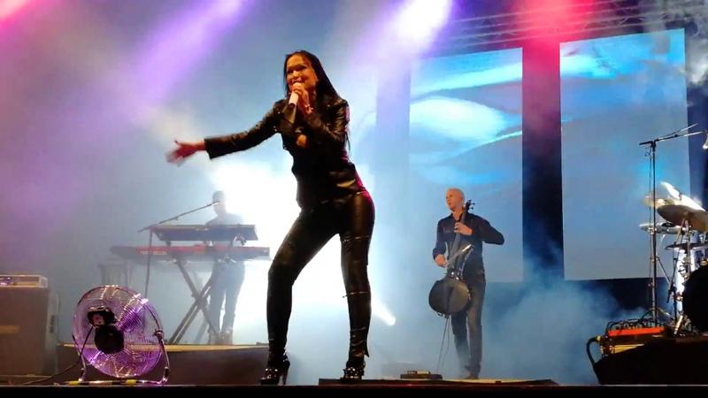 Tarja Die Alive (Satama Open Air 2018)