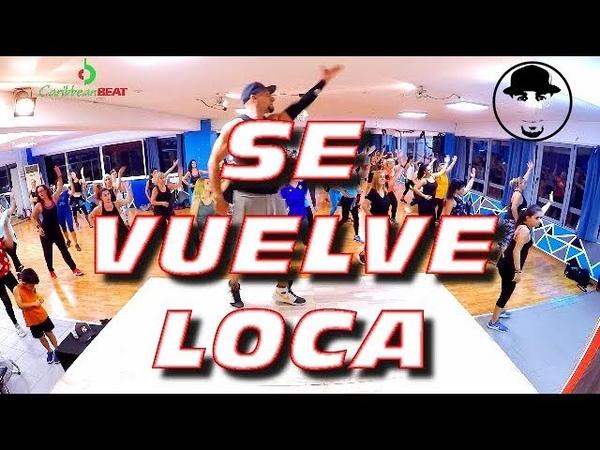 Se Vuelve Loca CNCO ft Saer Jose
