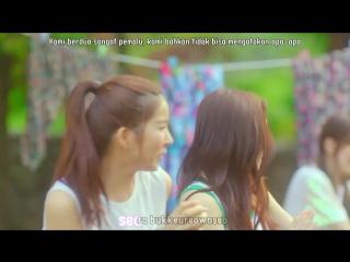 MV GFRIEND - ME GUSTAS TU [Sub Indo+Kara]
