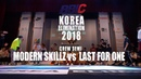 MODERN SKILLZ vs LAST FOR ONE|Semi @ BBIC Korea Elimination 2018|LB-PIX