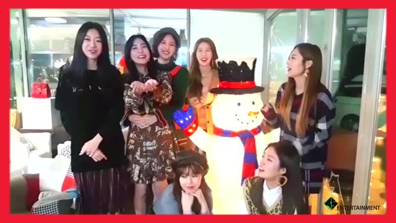 VIDEO MESSAGE SONAMOO 2018 Christmas Message