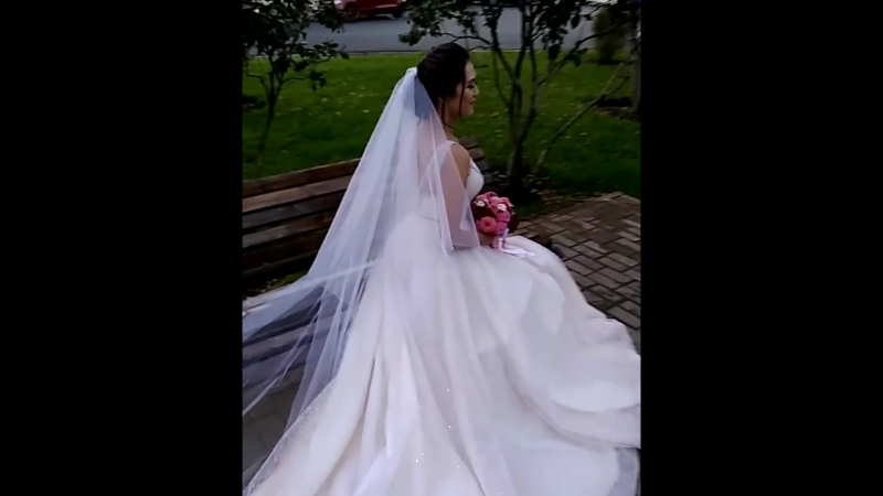 Свадебный образ для фотопроекта