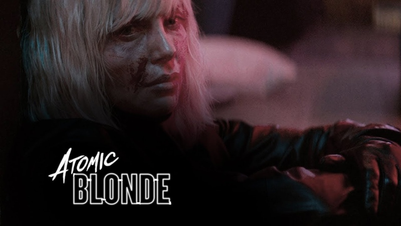 [Atomic Blonde] Another Way Out (HBD Strix)