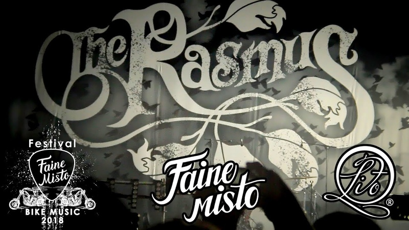 The Rasmus live faine misto 2018 Ukraine