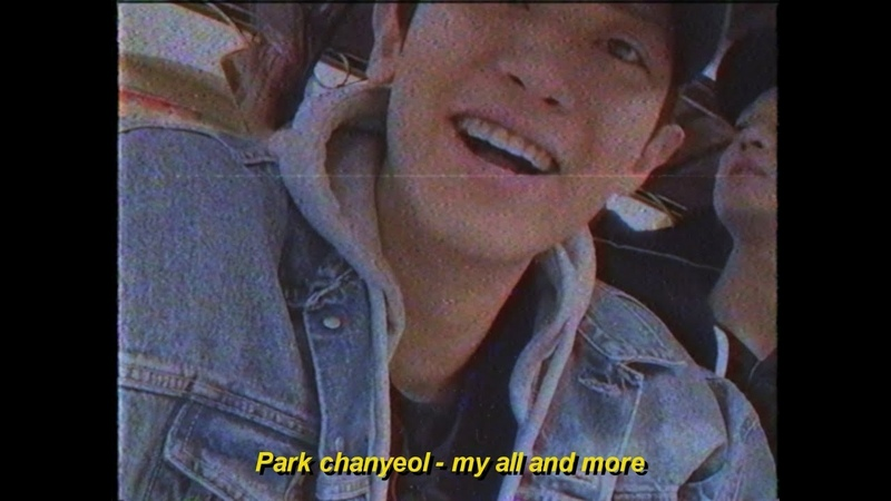 Chanyeol - my all and more