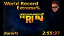 NFS The Run Extreme 25537 World Record