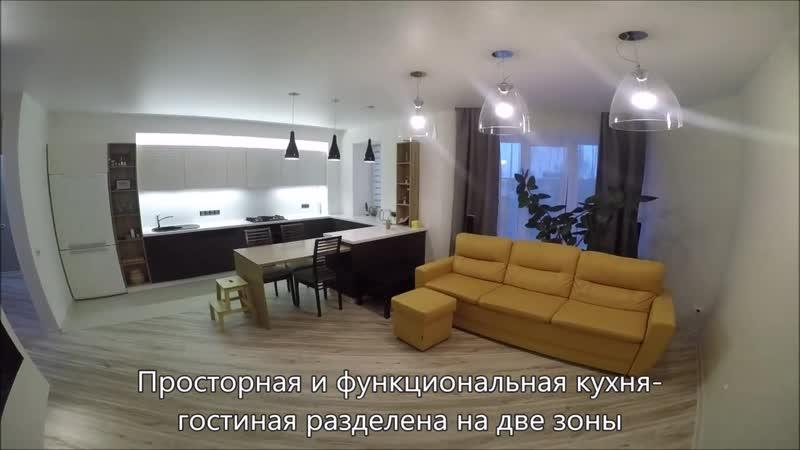 Ухта, Ленина 37, 3 комн квартира