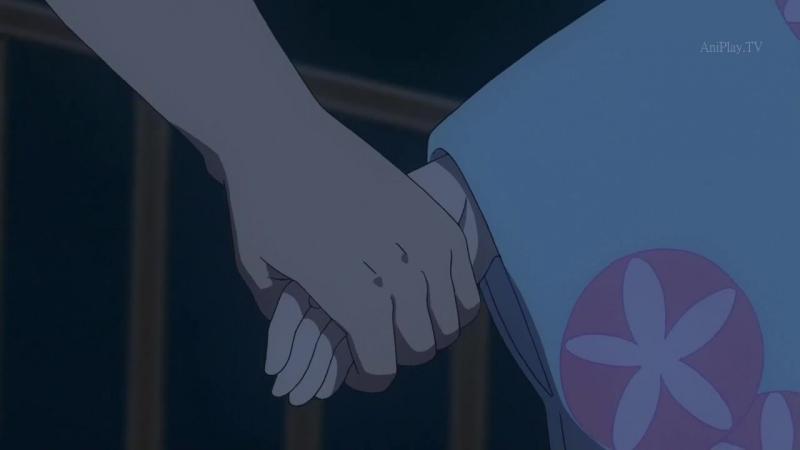 Аккун и его девушка 12 серия [Русские субтитры Aniplay.TV] Akkun to kanojo
