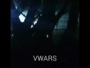 Видео со сьёмок VWars ВампирскиеВойны