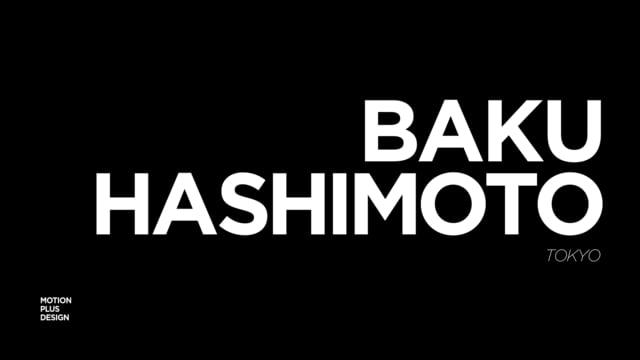 Baku Hashimoto - Paris 2018