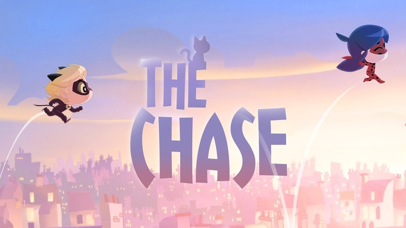 MIRACULOUS CHIBI - THE CHASE