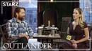 Outlander | Entertainment Tonight Interviews Richard Rankin | STARZ