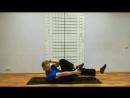 18 упражнений для силы живота_упражнение 7