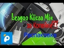 Leagoo Kiicaa Mix c Pandao за копейкиРаспаковка.