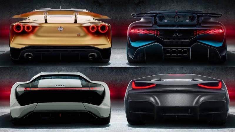 9 Newest Best Supercars 2019 and 2020