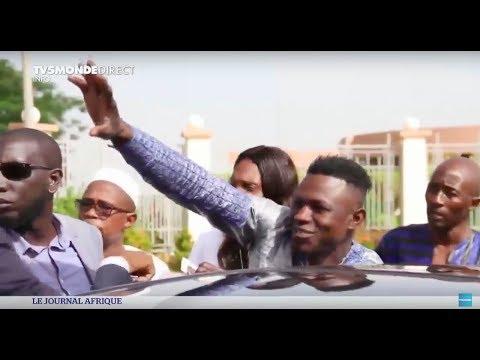 Retour triomphal de Mamoudou Gassama au Mali