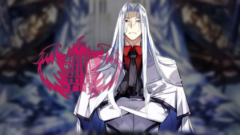 Dies irae Switch Countdown Voice 5 - Nerose Satanel/Myoujou (The Morning Star) [English Subbed]