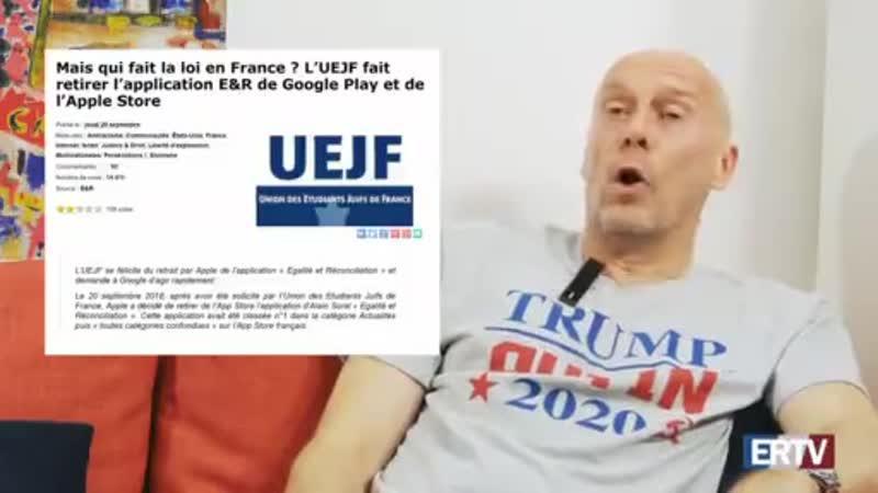 Alain Soral La censure par létranglement financier de ceux qui pensent mal !