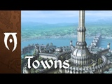 Oblivion - Music &amp Ambience - Towns