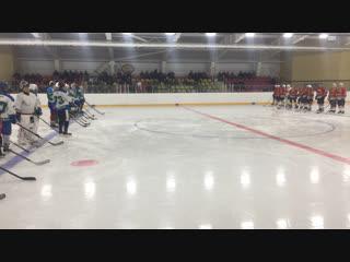 Хоккейный турнир, посвящённый 10-летию ГКУ РК «Управление ППС и ГЗ»