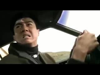 Брат 2 (фильм) - погоня (лучшие моменты фильма)