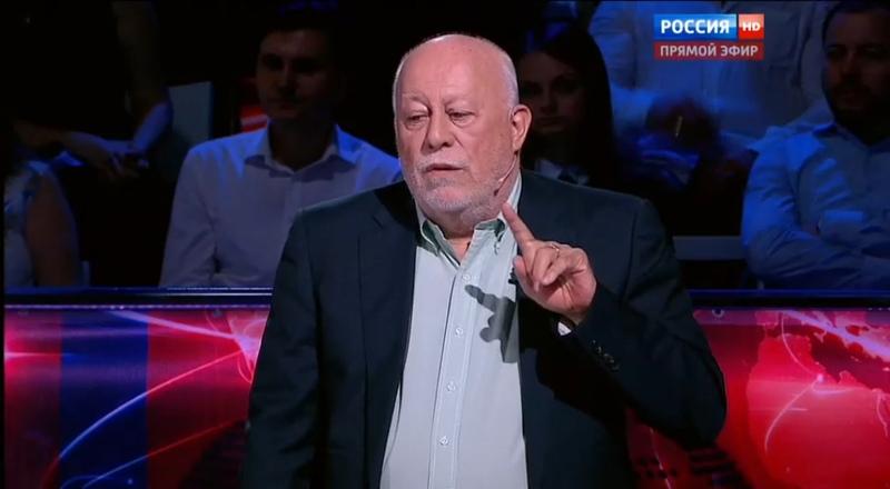 Вечер с Владимиром Соловьевым. Эфир от 19.06.2016
