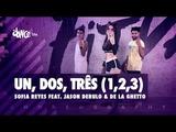 1, 2, 3 - Sofia Reyes Feat. Jason Derulo &amp De La Ghetto FitDance Life (Coreograf