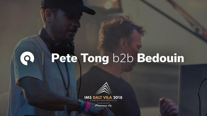 Pete Tong b2b Bedouin @ IMS Dalt Villa 2018 (BE-AT.TV)