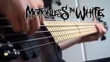 MOTIONLESS IN WHITE - Break the Cycle Bass Cover Darkglass Alpha Omega Ultra Test