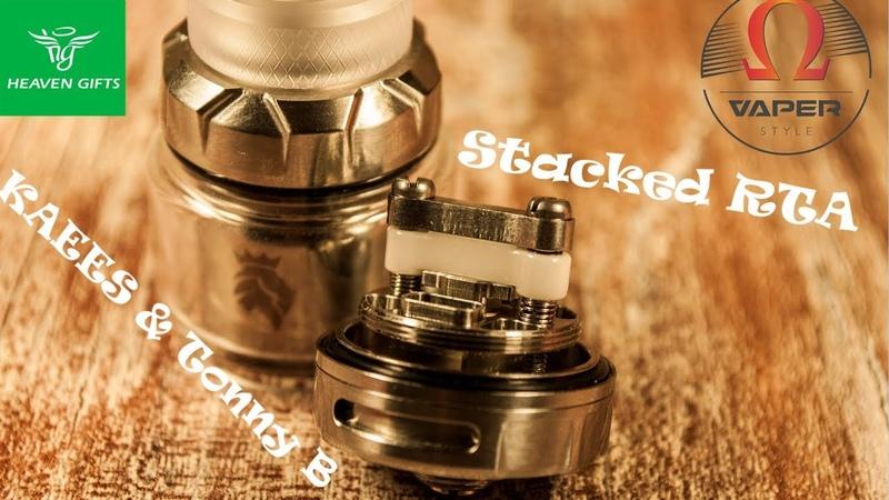 Stacked RTA by KAEES Tonny B from heavengifts.com