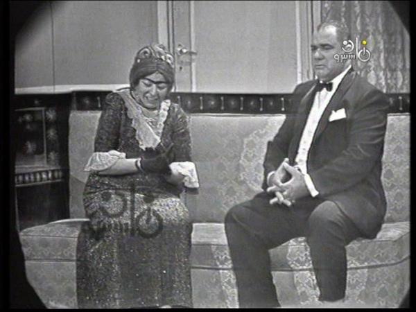 مسرحية: نمرة 2 يكسب | محمد عوض - عبد المنعم مدبو1