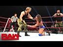 Roode Gable vs. AOP Maverick - Raw Tag Team Title 2-on-3 Handicap Match: Raw, Dec. 10, 2018