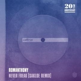 romanthony альбом Never Freak