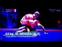МАКСИМ НЕГОДА СЕРЕБРЯНЫЙ призер чемпионата Европы среди юниоров