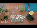 Рецепт холодного супа с белково-овощным миксом с амарантом и брокколи Active Life TianDe.
